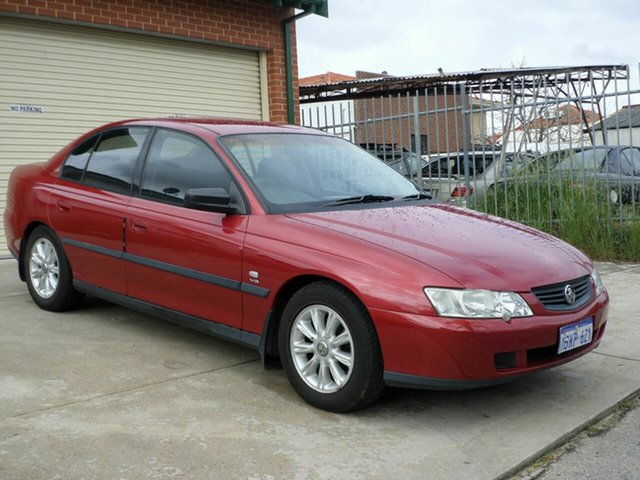 Used Holden Commodore Executive, Mount Lawley, 2003 Holden Commodore Executive Sedan