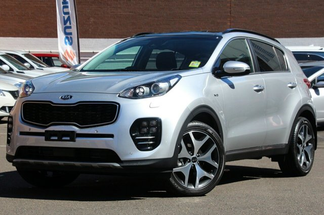 Demonstrator, Demo, Near New Kia Sportage GT-Line AWD, Brookvale, 2017 Kia Sportage GT-Line AWD Wagon