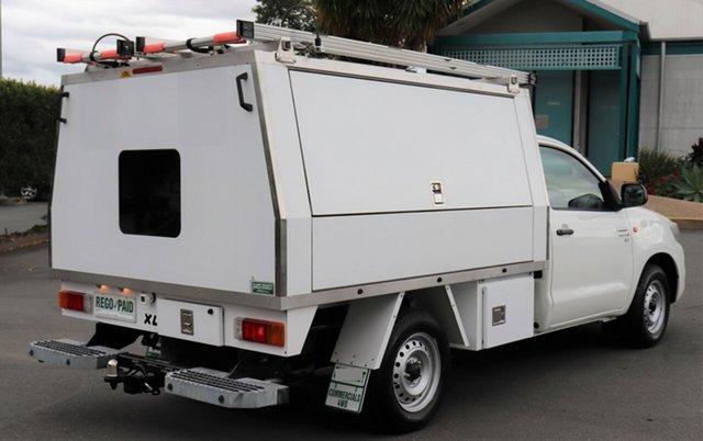 Used Toyota Hilux SR 4x2, Acacia Ridge, 2013 Toyota Hilux SR 4x2 KUN16R MY12 Cab Chassis