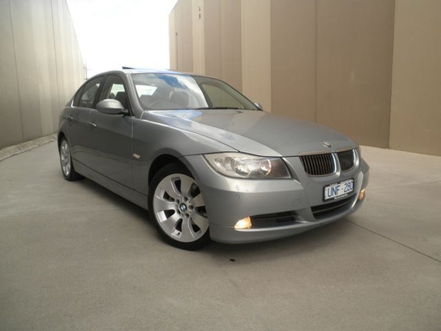 Used BMW 325i Steptronic, Cheltenham, 2006 BMW 325i Steptronic Sedan