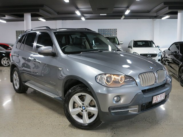 Used BMW X5 xDrive35d Steptronic, Albion, 2009 BMW X5 xDrive35d Steptronic Wagon
