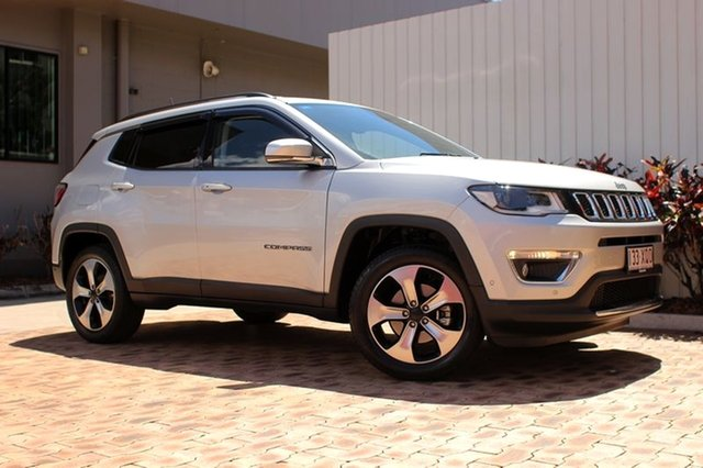 Used Jeep Compass Limited, Cairns, 2017 Jeep Compass Limited Wagon
