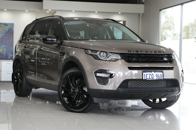 Used Land Rover Discovery Sport Td4 HSE, Cannington, 2015 Land Rover Discovery Sport Td4 HSE Wagon