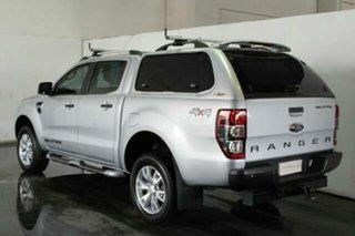 2012 Ford Ranger WILDTRAK DUAL CAB Utility.