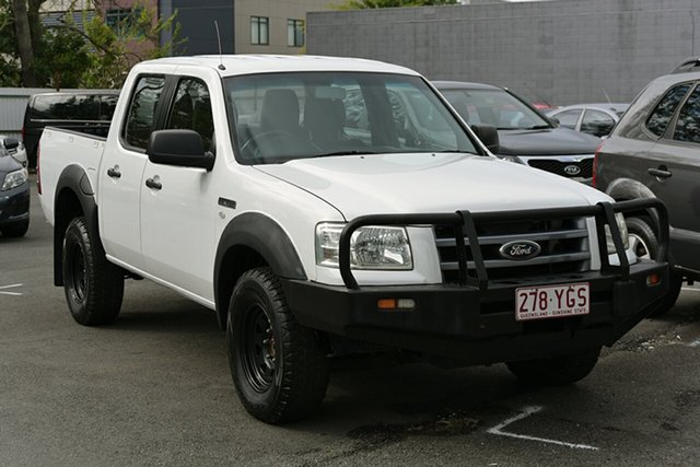 Used Ford Ranger XL Crew Cab, Southport, 2008 Ford Ranger XL Crew Cab Cab Chassis