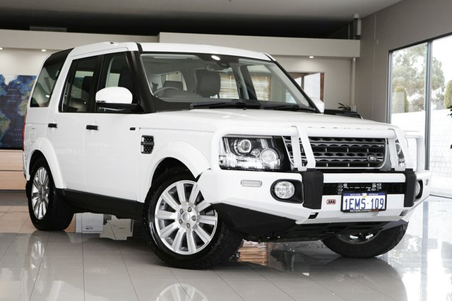 Used Land Rover Discovery TDV6, Cannington, 2014 Land Rover Discovery TDV6 Wagon