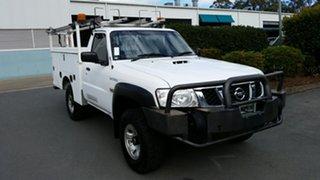 Used Nissan Patrol DX, Acacia Ridge, 2012 Nissan Patrol DX Y61 GU 6 SII MY13 Cab Chassis
