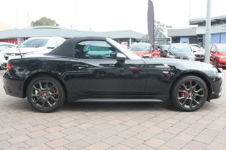 2017 Abarth 124 Spider Roadster.