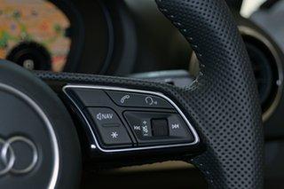 2018 Audi S3 2.0 TFSI Quattro Sedan.