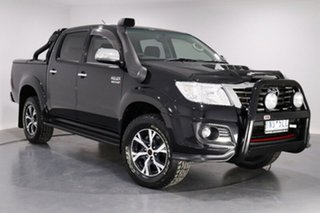 Used Toyota Hilux Black Limited Edition, 2014 Toyota Hilux Black Limited Edition KUN26R Utility