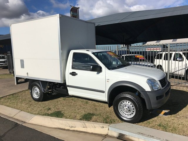Used Holden Rodeo LX, Toowoomba, 2006 Holden Rodeo LX Cab Chassis