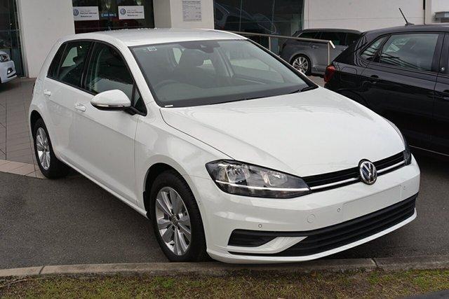 New Volkswagen Golf 110TSI Trendline, Southport, 2018 Volkswagen Golf 110TSI Trendline Hatchback