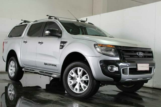 Used Ford Ranger WILDTRAK DUAL CAB, Underwood, 2012 Ford Ranger WILDTRAK DUAL CAB Utility