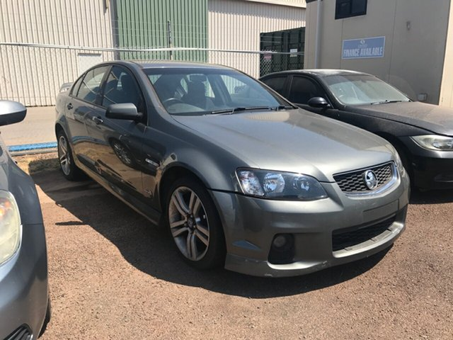 Used Holden Commodore SV6, Winnellie, 2012 Holden Commodore SV6 Sedan