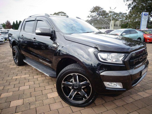 Discounted Used Ford Ranger Wildtrak Double Cab, Southport, 2016 Ford Ranger Wildtrak Double Cab Utility