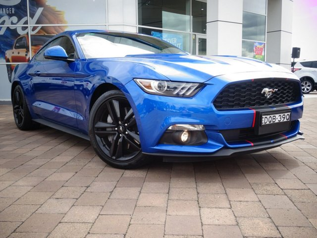 Discounted Used Ford Mustang Fastback SelectShift, Warwick Farm, 2017 Ford Mustang Fastback SelectShift Fastback