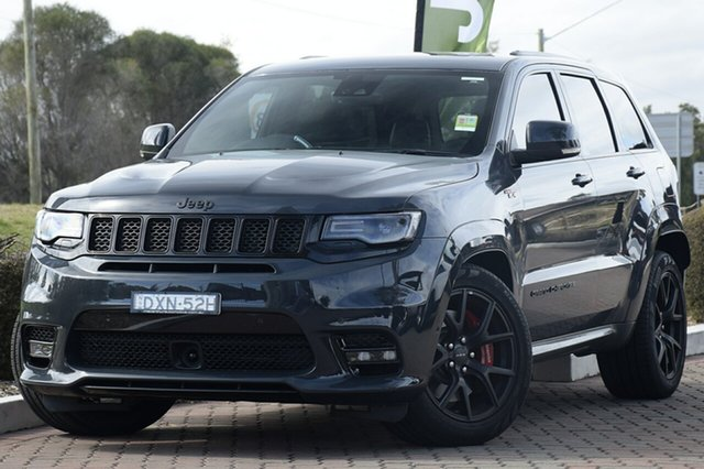 Discounted Demonstrator, Demo, Near New Jeep Grand Cherokee SRT, Southport, 2018 Jeep Grand Cherokee SRT SUV