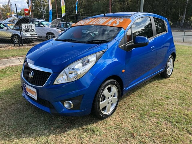 Used Holden Barina Spark CD, Clontarf, 2010 Holden Barina Spark CD Hatchback