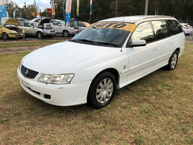 Used Holden Commodore Executive, Clontarf, 2003 Holden Commodore Executive Wagon