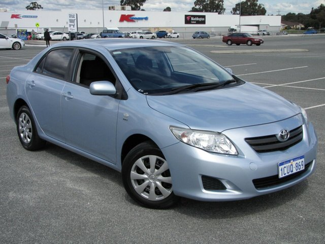 Used Toyota Corolla Ascent, Maddington, 2008 Toyota Corolla Ascent Sedan