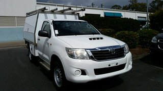 Used Toyota Hilux SR, Acacia Ridge, 2013 Toyota Hilux SR KUN26R MY14 Cab Chassis
