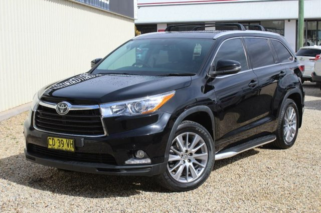 Used Toyota Kluger Grande (4x4), Southport, 2015 Toyota Kluger Grande (4x4) Wagon