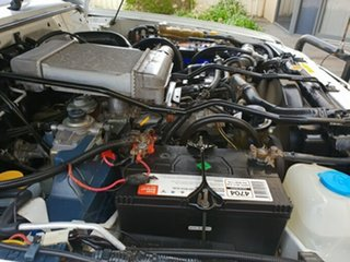 2005 Nissan Patrol DX (4x4) Leaf Cab Chassis.