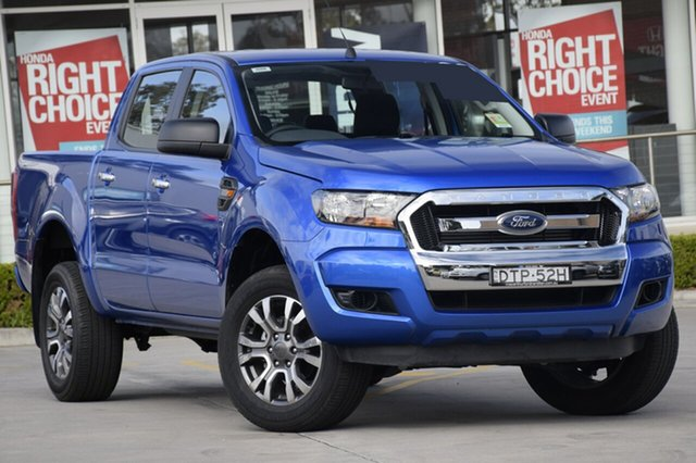 Discounted Used Ford Ranger XL Double Cab 4x2 Hi-Rider, Southport, 2017 Ford Ranger XL Double Cab 4x2 Hi-Rider Utility