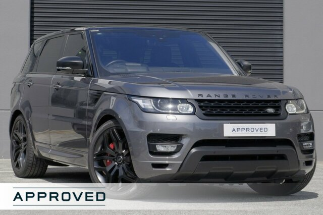 Used Land Rover Range Rover Sport SDV6 HSE Dynamic, Southport, 2017 Land Rover Range Rover Sport SDV6 HSE Dynamic Wagon