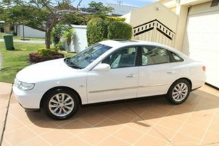 Used Hyundai Grandeur Limited, Bundall, 2007 Hyundai Grandeur Limited TG Sedan