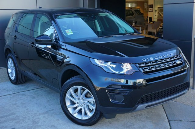 Discounted New Land Rover Discovery Sport TD4 110kW SE, Phillip, 2018 Land Rover Discovery Sport TD4 110kW SE Wagon
