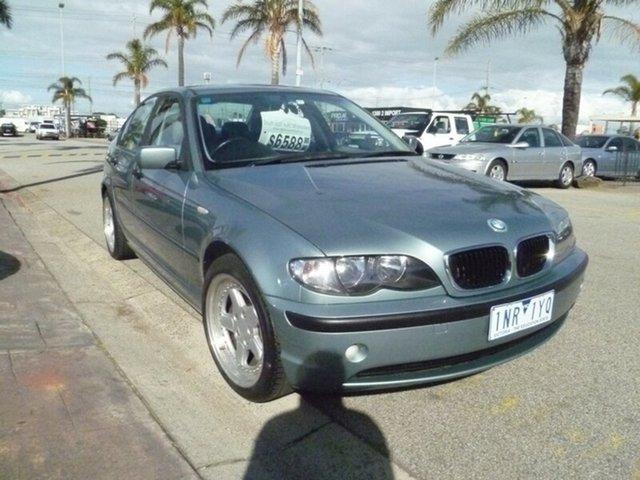 Used BMW 318i Steptronic, Cheltenham, 2003 BMW 318i Steptronic Sedan