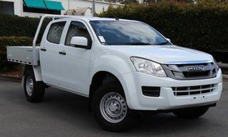 Used Isuzu D-MAX SX Crew Cab, Acacia Ridge, 2015 Isuzu D-MAX SX Crew Cab MY15 Utility