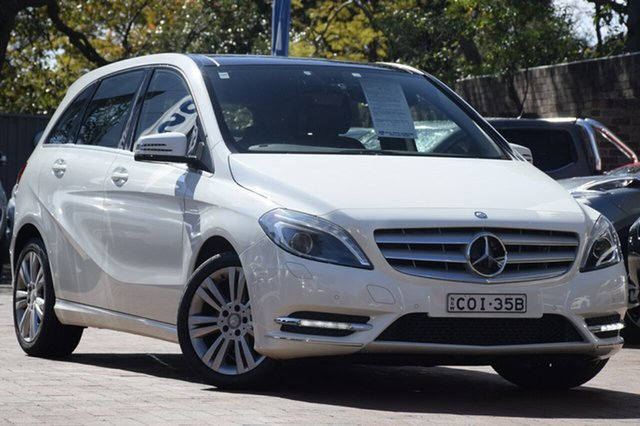 Used Mercedes-Benz B200 BlueEFFICIENCY DCT, Southport, 2012 Mercedes-Benz B200 BlueEFFICIENCY DCT Hatchback