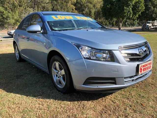 Used Holden Cruze CD, Clontarf, 2011 Holden Cruze CD Sedan