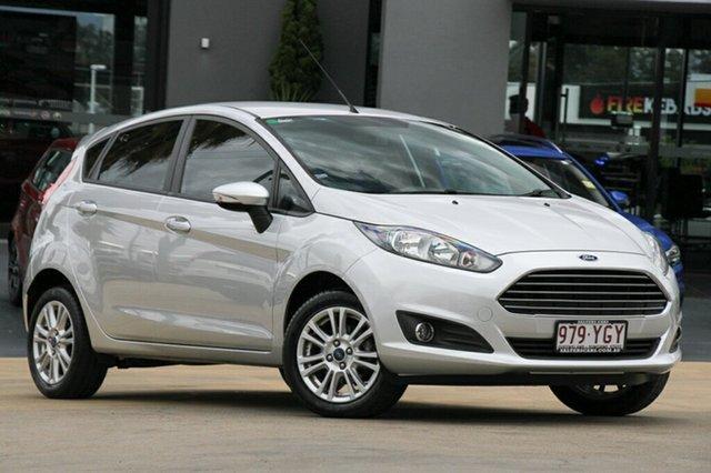 Used Ford Fiesta Trend PwrShift, Moorooka, Brisbane, 2016 Ford Fiesta Trend PwrShift Hatchback