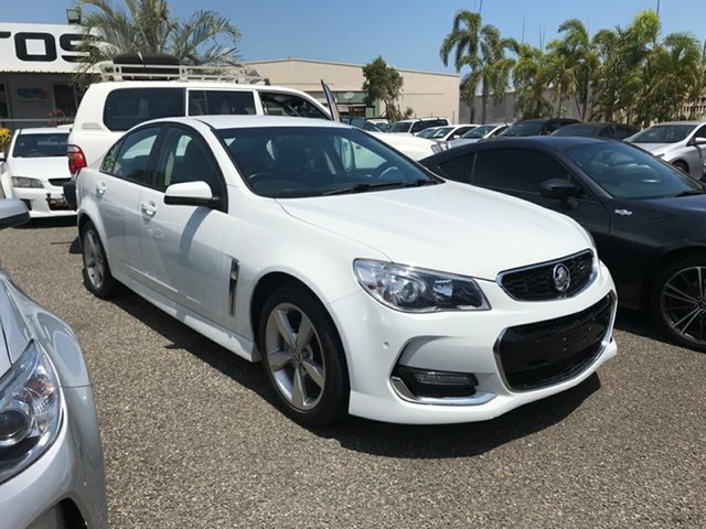 Used Holden Commodore SV6, Winnellie, 2016 Holden Commodore SV6 Sedan