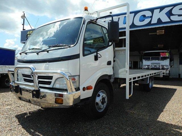Used Hino 916, Rocklea, 2010 Hino 916 Tray Truck