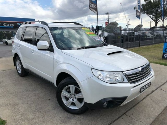 Used Subaru Forester 2.0D, Mulgrave, 2010 Subaru Forester 2.0D Wagon