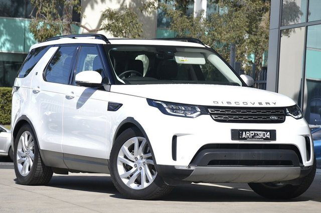 Used Land Rover Discovery, Port Melbourne, 2017 Land Rover Discovery Wagon