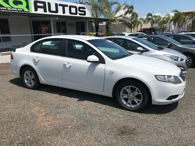Used Ford Falcon XT, Winnellie, 2008 Ford Falcon XT Sedan