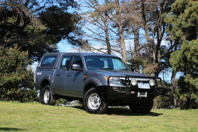 Used Ford Ranger XL Crew Cab, Officer, 2009 Ford Ranger XL Crew Cab Utility