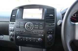 2011 Nissan Navara ST-X 550 Utility.
