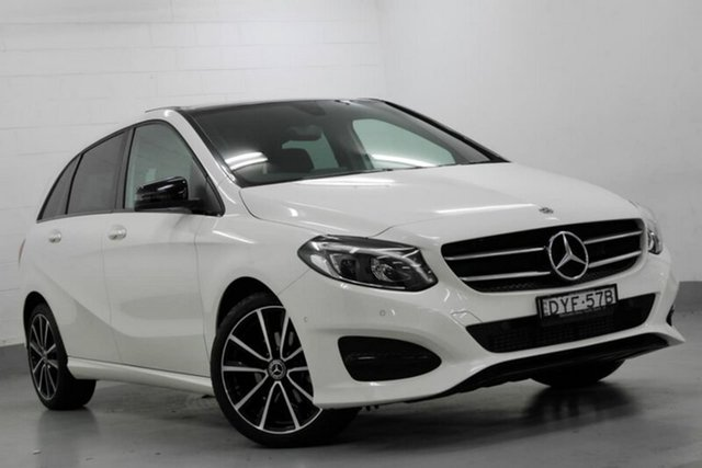Used Mercedes-Benz B180 DCT, Chatswood, 2017 Mercedes-Benz B180 DCT Hatchback