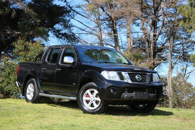 Used Nissan Navara ST-X 550, Officer, 2011 Nissan Navara ST-X 550 Utility