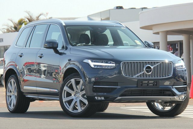 Discounted Demonstrator, Demo, Near New Volvo XC90 D5 Geartronic AWD Inscription, Warwick Farm, 2018 Volvo XC90 D5 Geartronic AWD Inscription SUV