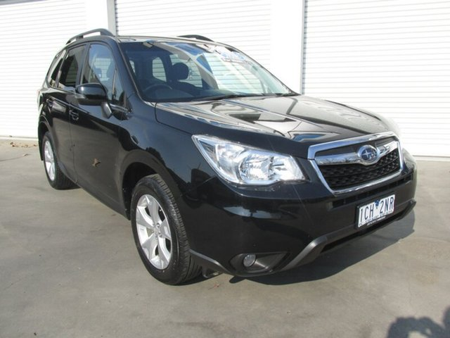 Used Subaru Forester 2.5i-L Lineartronic AWD, Bendigo, 2014 Subaru Forester 2.5i-L Lineartronic AWD Wagon