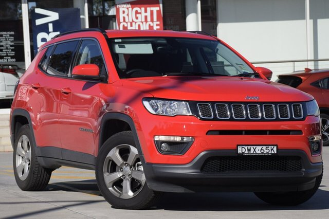 Discounted Demonstrator, Demo, Near New Jeep Compass Longitude FWD, Southport, 2017 Jeep Compass Longitude FWD SUV