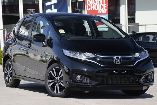 Demonstrator, Demo, Near New Honda Jazz VTi-L, Narellan, 2018 Honda Jazz VTi-L Hatchback
