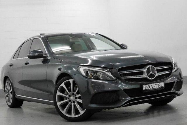 Used Mercedes-Benz C250 7G-Tronic +, Chatswood, 2015 Mercedes-Benz C250 7G-Tronic + Sedan
